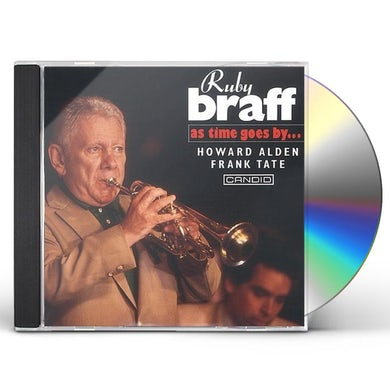 Ruby Braff AS TIME GOES BY CD