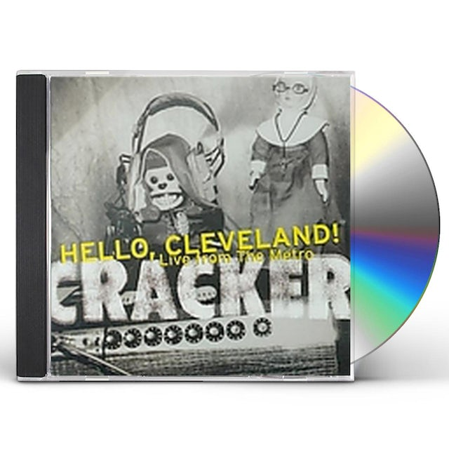 Cracker LIVE AT THE METRO CD