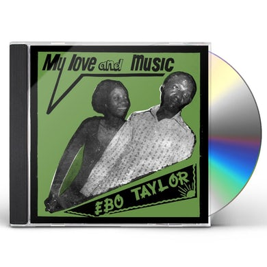 Ebo Taylor MY LOVE & MUSIC CD
