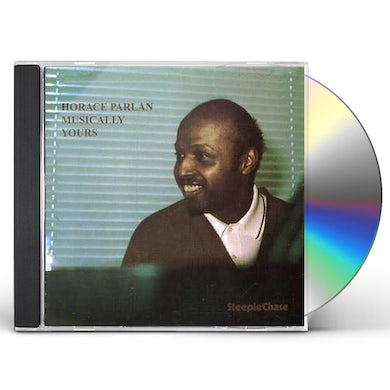 Horace Parlan MUSICALLY YOURS CD