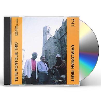 Tete Montoliu CATALONIAN NIGHTS 2 CD