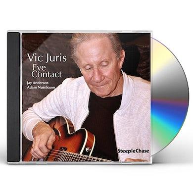 Vic Juris EYE CONTACT CD