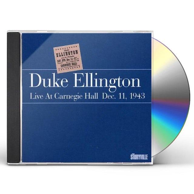 Duke Ellington LIVE AT CARNEGIE HALL DEC 11,1943 CD