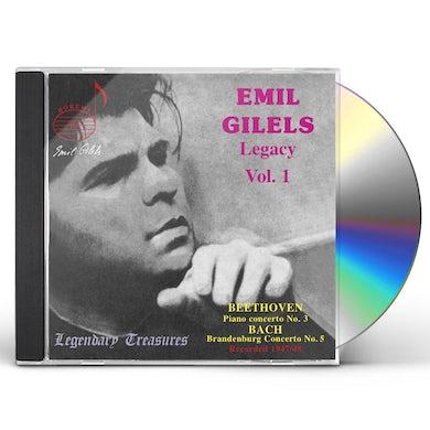 Emil Gilels LEGACY 1 CD