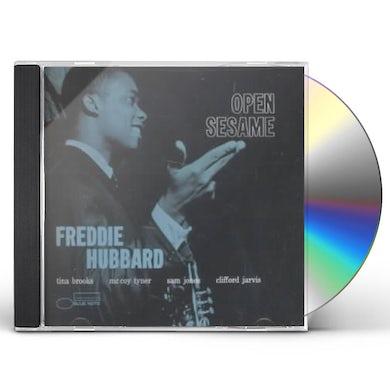 Freddie Hubbard OPEN SESAME CD