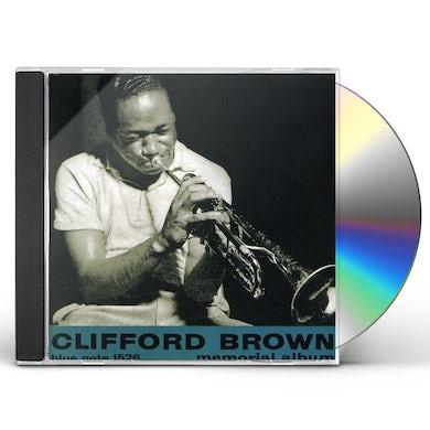 Clifford Brown MEMORIAL ALBUM CD