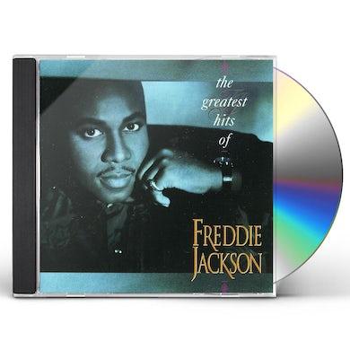 freddie jackson GREATEST HITS CD