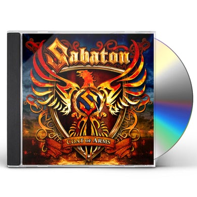 Sabaton COAT OF ARMS CD