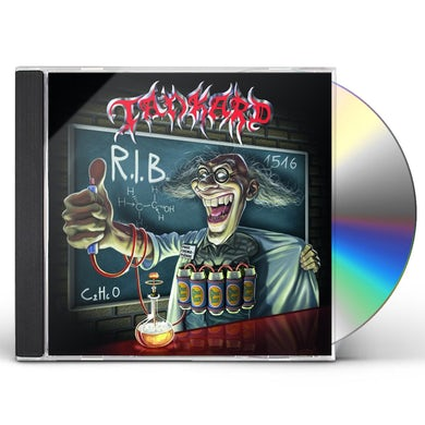 Tankard REST IN BEER CD