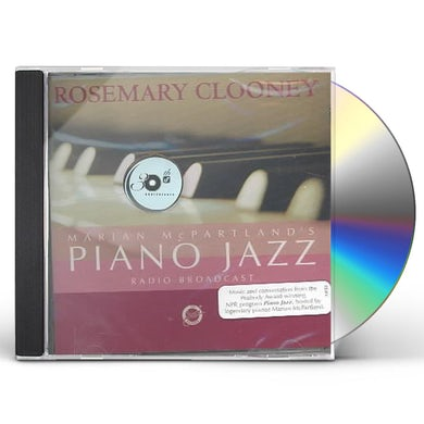 Rosemary Clooney MARIAN MCPARTLANDS PIANO JAZZ CD