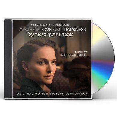 Nicholas Britell TALE OF LOVE & DARKNESS / Original Soundtrack CD