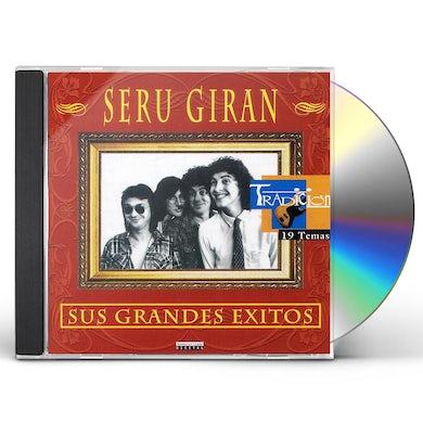 Giran Seru SUS GRANDES EXITOS CD