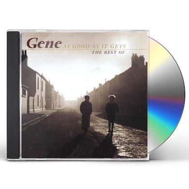 Gene GOOD AS IT GETS: BEST OF CD