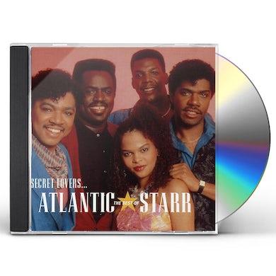 atlantic starr SECRET LOVERS: BEST OF CD