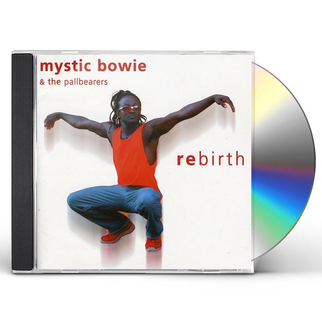 Mystic Bowie REBIRTH CD