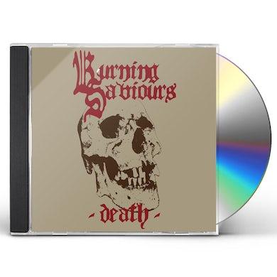 Burning Saviours DEATH CD