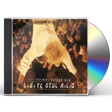 Riki Gal GREATEST HITS LIVE CD