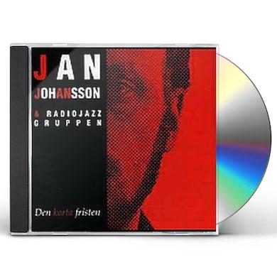 Jan Johansson DEN KORTA FRISTEN CD