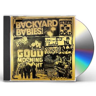 Backyard Babies Sliver & Gold CD