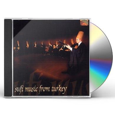 Emad Sayyah SUFI MUSIC FROM TURKEY CD