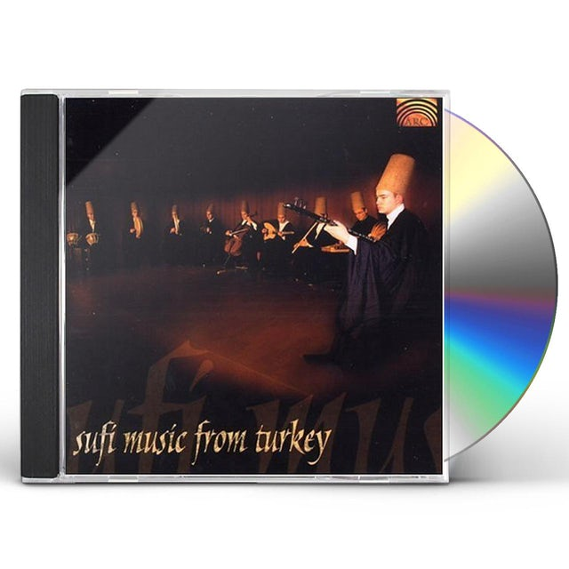Emad Sayyah SUFI MUSIC FROM TURKEY CD