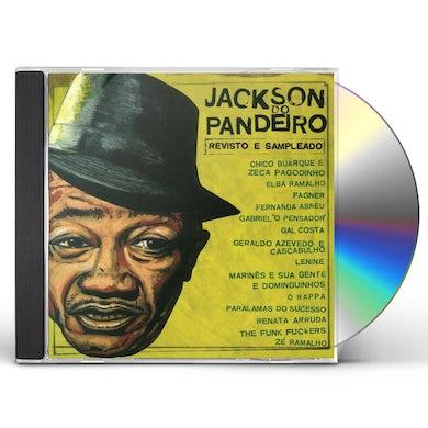 Jackson Do Pandeiro REVISTO E SAMPLEADO CD
