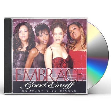 Embrace GOOD ENUFF CD