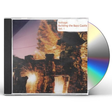 Voltage BUILDING THE BASS CASTLE 1 CD
