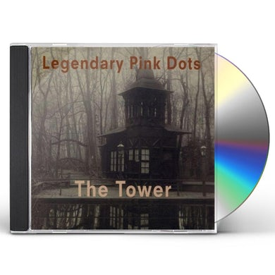 The Legendary Pink Dots TOWER CD