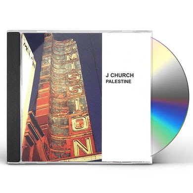 J Church PALESTINE CD