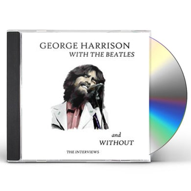 George Harrison WITH THE BEATLES & WITHOUT CD