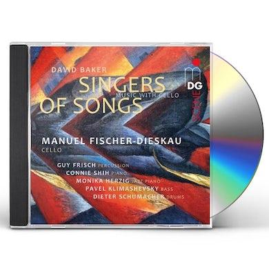 David Baker SINGERS OF SONGS WEAVERS OF DREAMS Super Audio CD