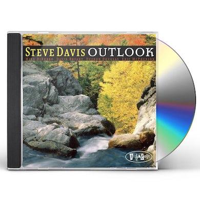 Steve Davis OUTLOOK CD
