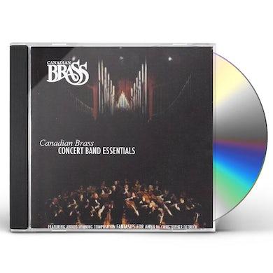 CONCERT BAND ESSENTIALS CD
