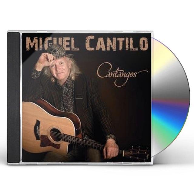 Miguel Cantilo CANTANGOS CD