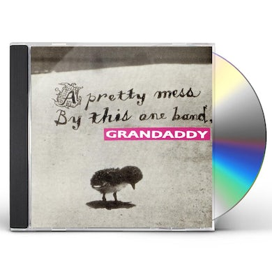Grandaddy PRETTY MESS BY THIS ONE BAND CD