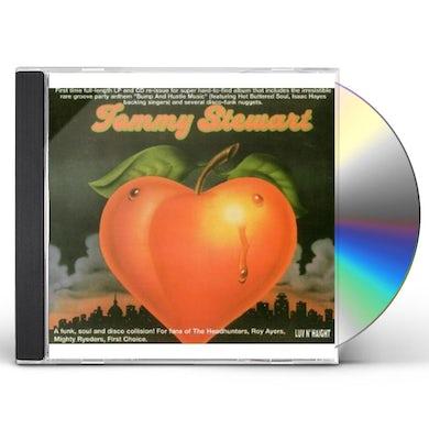 TOMMY STEWART CD