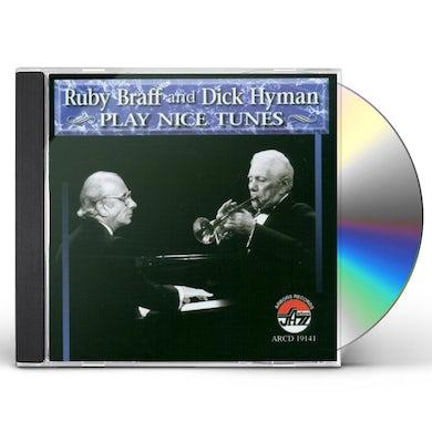 Ruby Braff PLAY NICE TUNES CD