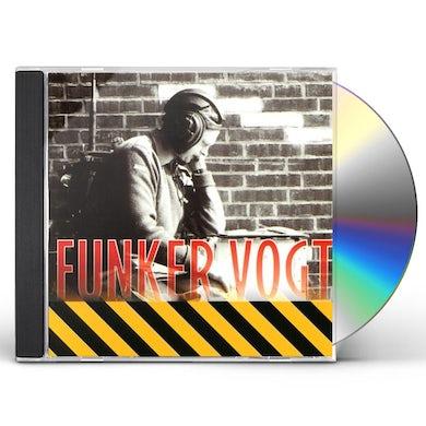 Funker Vogt THANKS FOR NOTHING CD