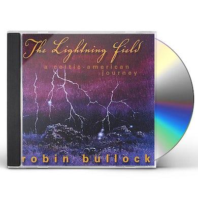 Robin Bullock LIGHTNING FIELD CD