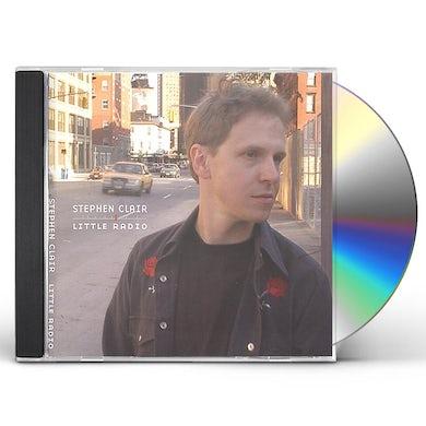Stephen Clair LITTLE RADIO CD