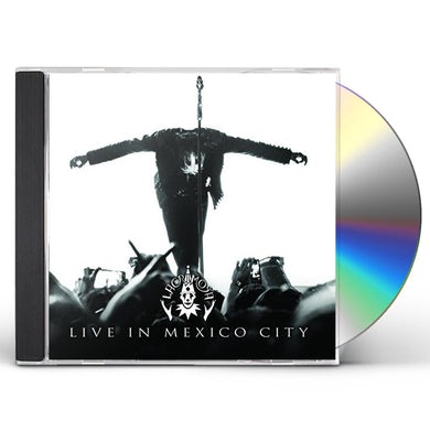Lacrimosa LIVE IN MEXICO CITY CD