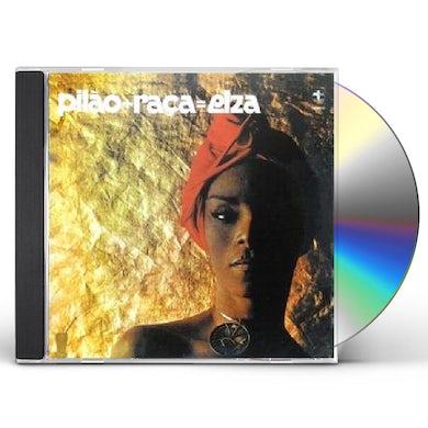 Elza Soares PILAO PLUS RACA EQUALS ELZA CD