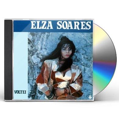 Elza Soares VOLTEI CD