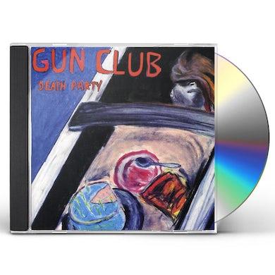The Gun Club DEATH PARTY CD