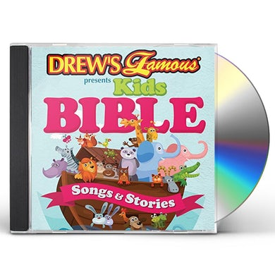 Drew's Famous KIDS BIBLE SONGS & STORIES CD