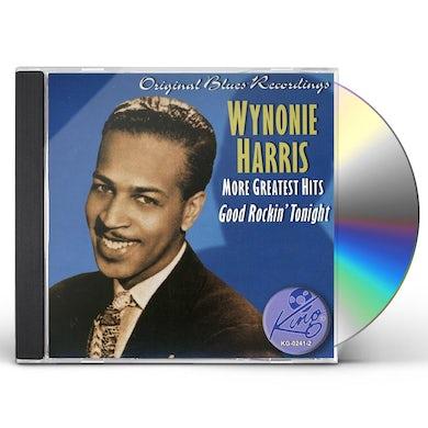 Wynonie Harris MORE GREATEST HITS CD