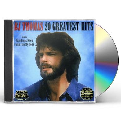 B.J. Thomas 20 GREATEST HITS CD