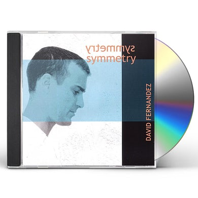 David Fernandez SYMMETRY CD