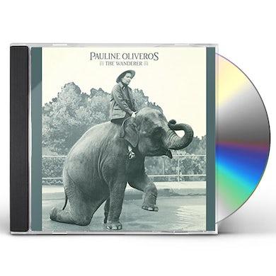 Pauline Oliveros WANDERER CD